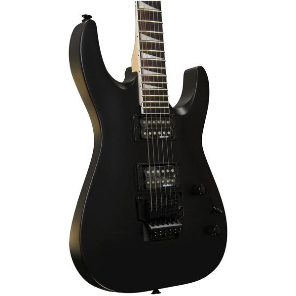 Jackson JS32 Dinky Arch Top Electric Guitar, Satin Black