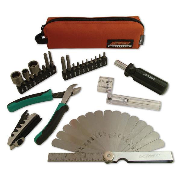 CruzTOOLS Compact Stagehand Kit