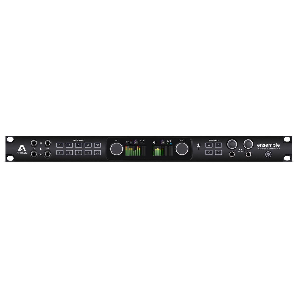 apogee ensemble 30x34 thunderbolt audio interface at gear4music. Black Bedroom Furniture Sets. Home Design Ideas