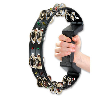 Percussion Plus Flashing Tambourine PP1063