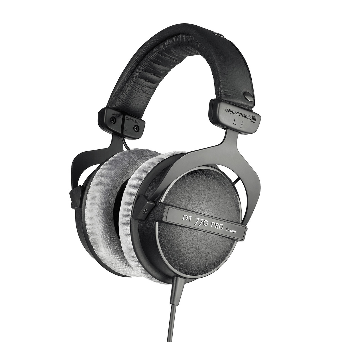 beyerdynamic dt 770 pro headphones 80 ohm at gear4music. Black Bedroom Furniture Sets. Home Design Ideas