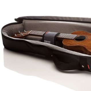 Mono M80 Tenor Ukulele Gig Bag, Black
