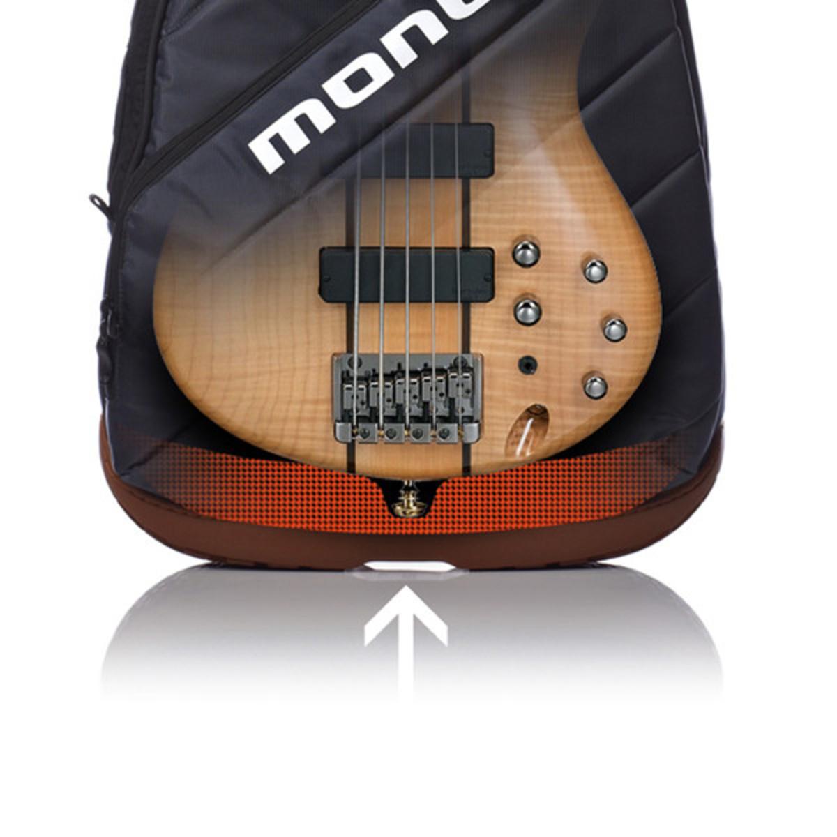 mono m80 vertigo bass gig bag grey at gear4music. Black Bedroom Furniture Sets. Home Design Ideas