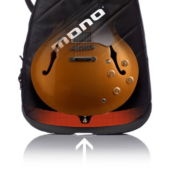 Mono M80 Vertigo Semi-Hollow Gig Bag, Black