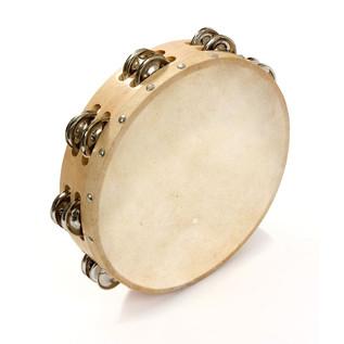 Percussion Plus PP874 Double Row Tambourine (10)