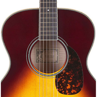 Larrivee OM-60 Sunburst Rosewood Traditional Series Acoustic Guitar