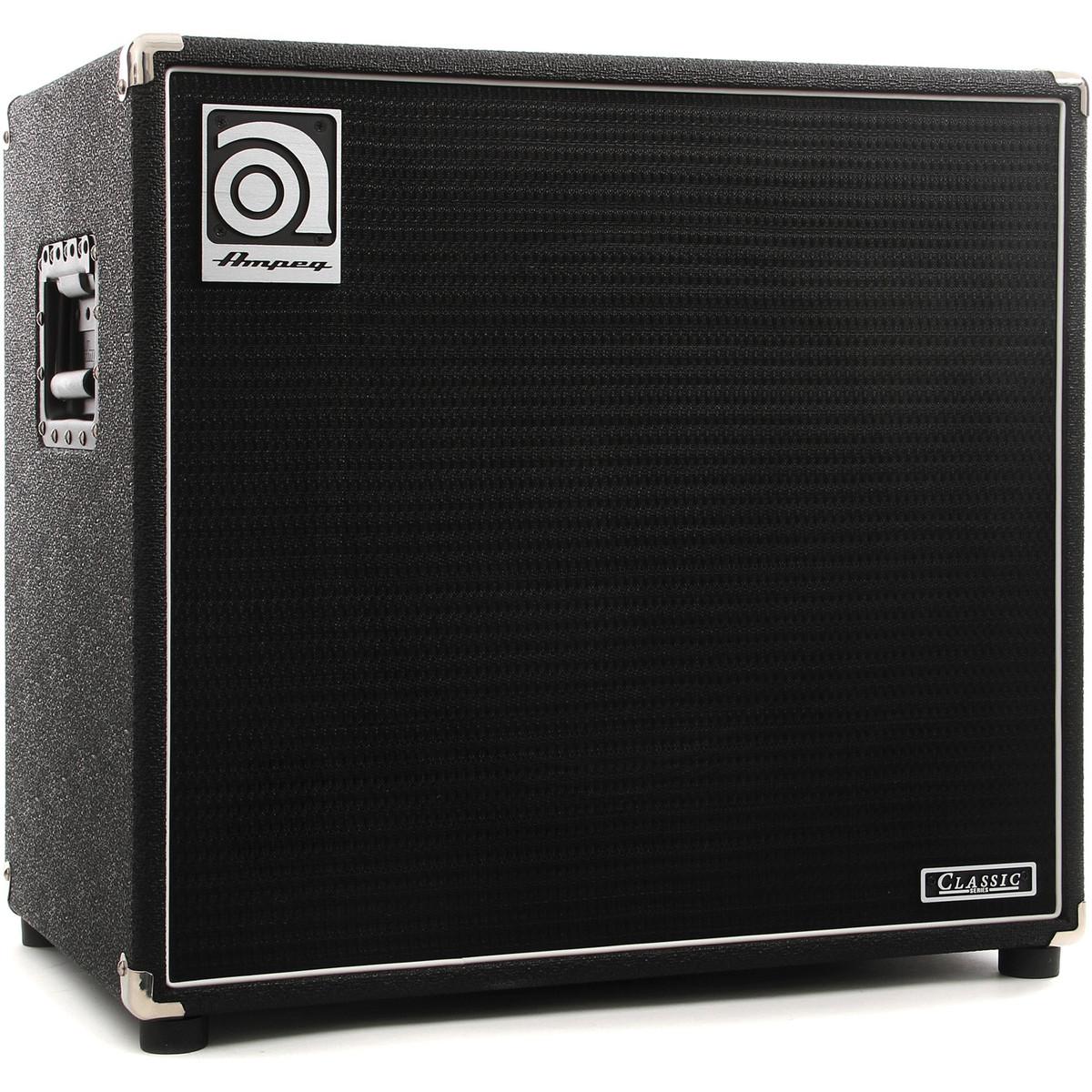 Ampeg Svt 15e 1 X 15 Speaker Cabinet Cl