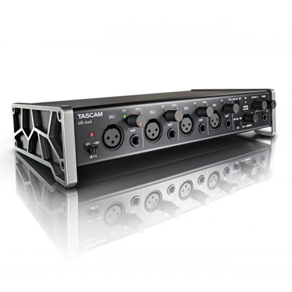 tascam us 4x4 usb audio interface at gear4music. Black Bedroom Furniture Sets. Home Design Ideas