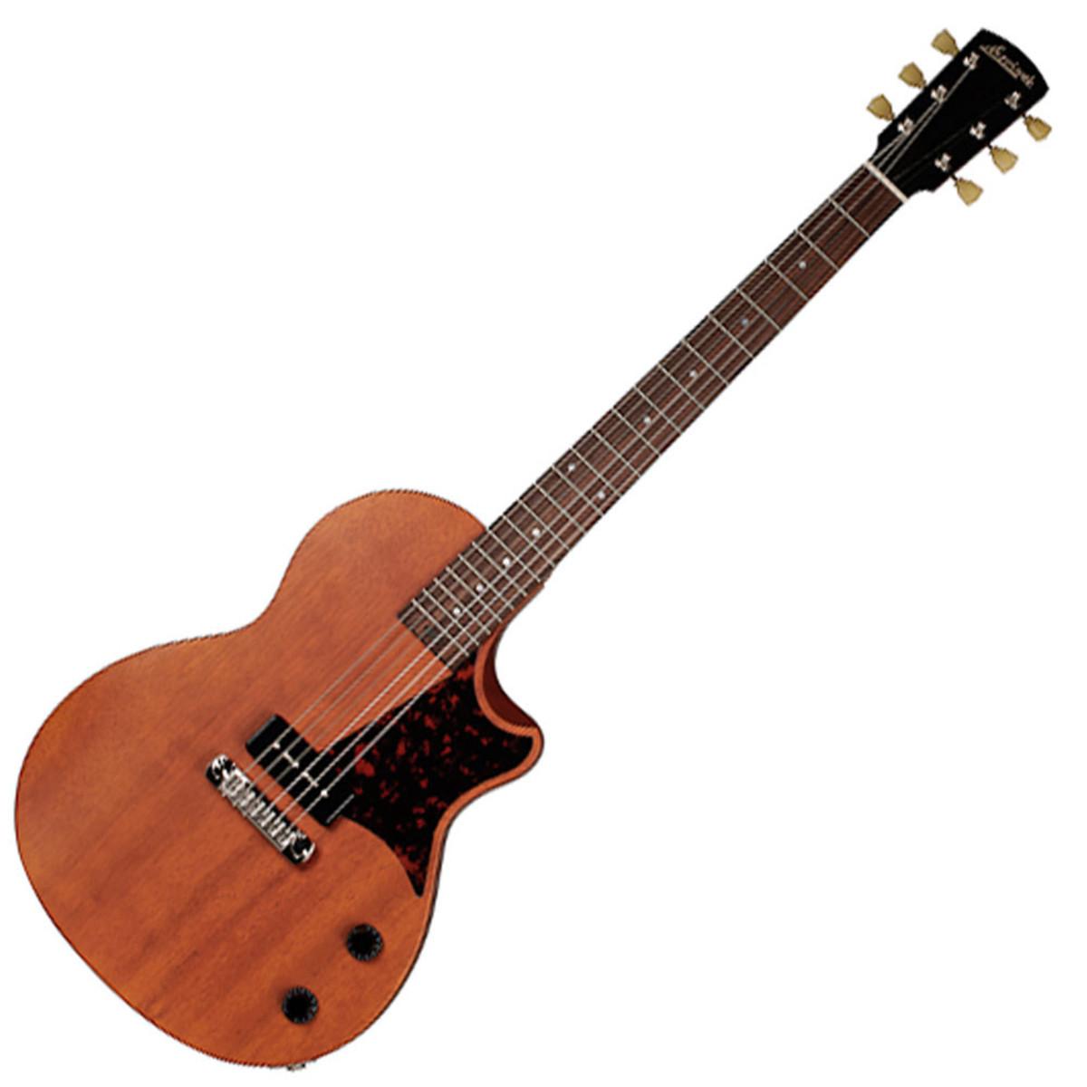 Scheibe Larrivee RS-2-Ventura-Amber-E-Gitarre bei Gear4music