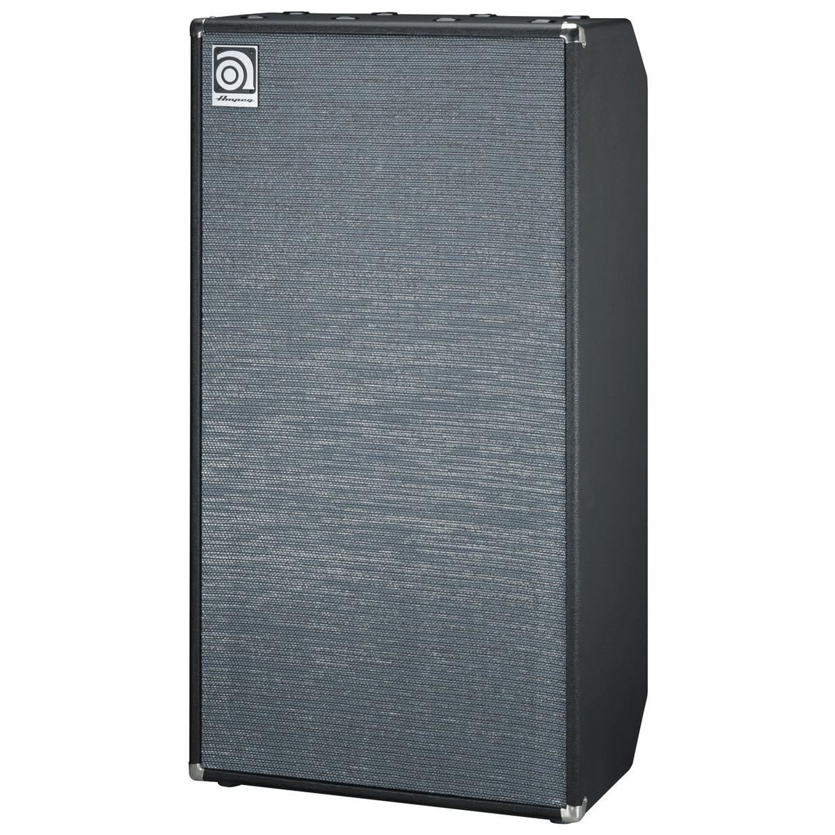 Ampeg SVT-810AV 8 x 10'' Speaker Cabinet, VR at Gear4music.com