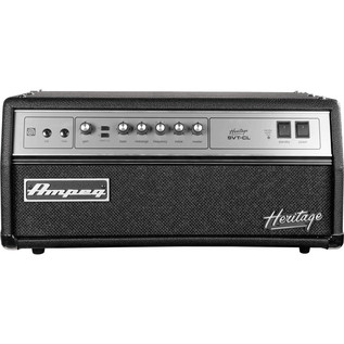 Ampeg Heritage SVT-CL Valve Bass Amplifier Head