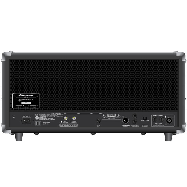 Ampeg Heritage SVT-CL Valve Bass Amplifier Head