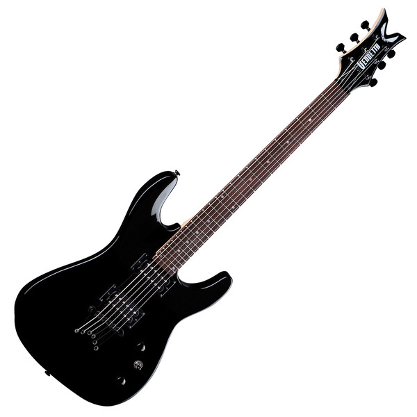 Dean Vendetta XM Electric Guitar, Classic Black