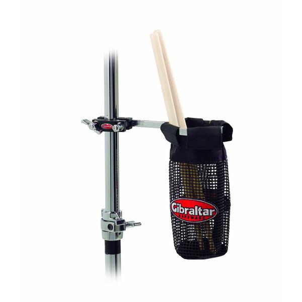 Gibraltar Deluxe Stick Holder, Black Web