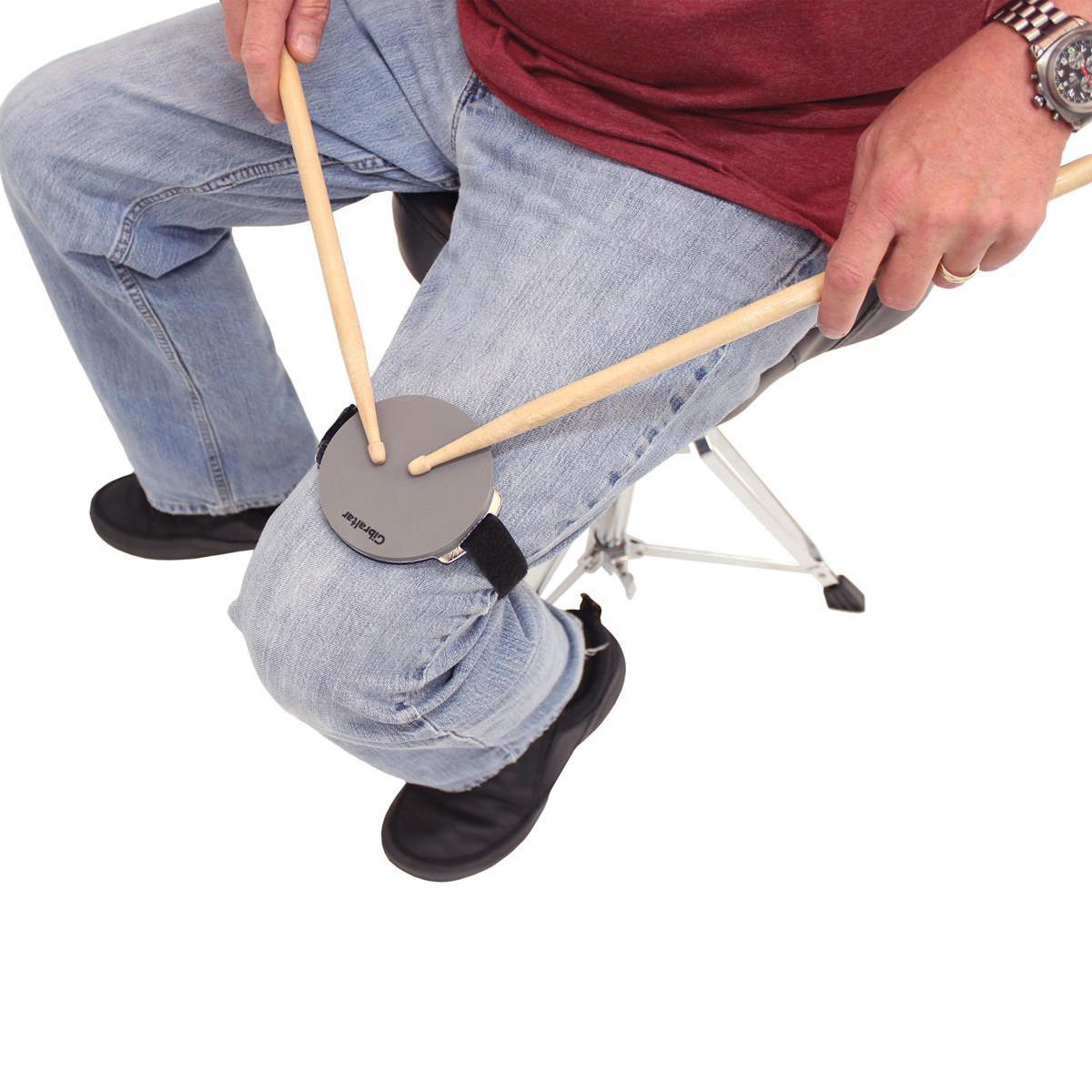 gibraltar pocket drum practice pad at gear4music. Black Bedroom Furniture Sets. Home Design Ideas