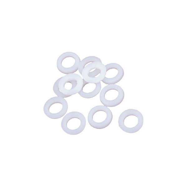 Gibraltar Nylon Tension Rod Washers, 12 Pack
