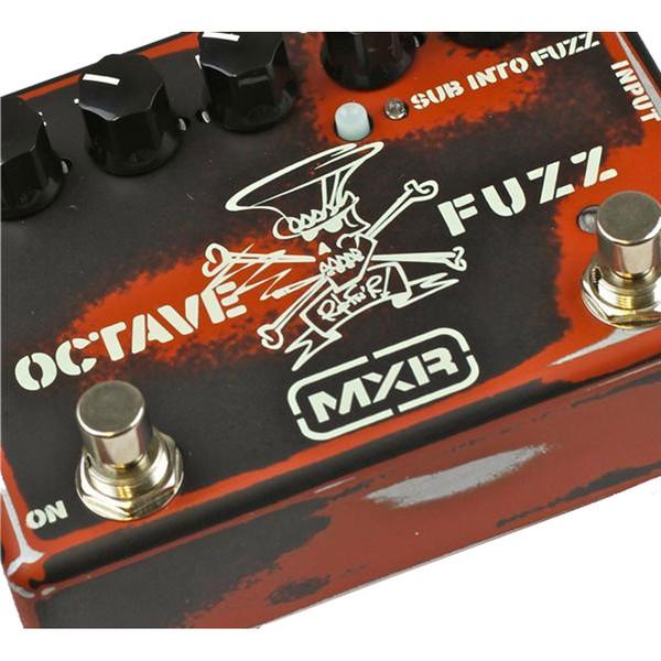 MXR Slash Octave Fuzz Pedal