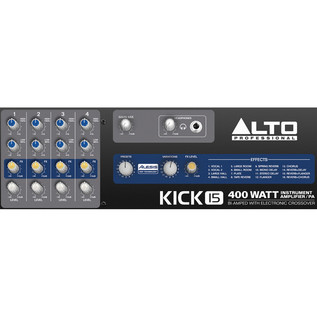 Alto Kick 15'' Ultimate Performance Bundle