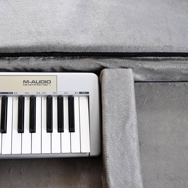 Mono M80 Key 61 Keyboard Case, Black