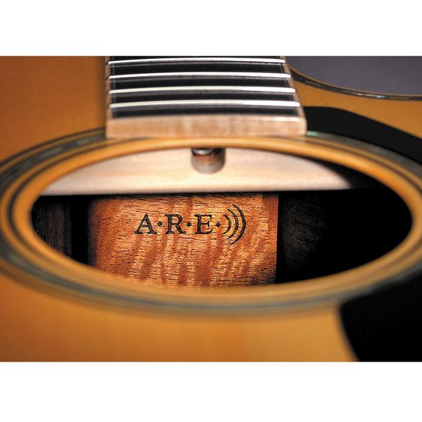 Yamaha LL16ARE Acoustic Guitar, Black