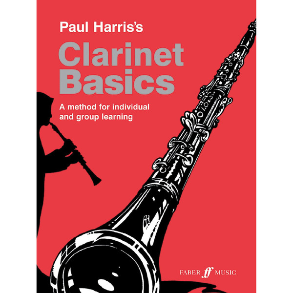 Clarinet Basics Book and DVD