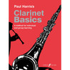 Clarinet Basics Pupils Tuition Book and CD