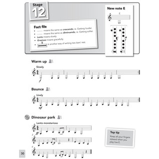 Clarinet Basics Pupils Book and CD