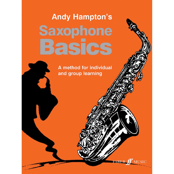 Saxophone Basics Pupils Book and CD