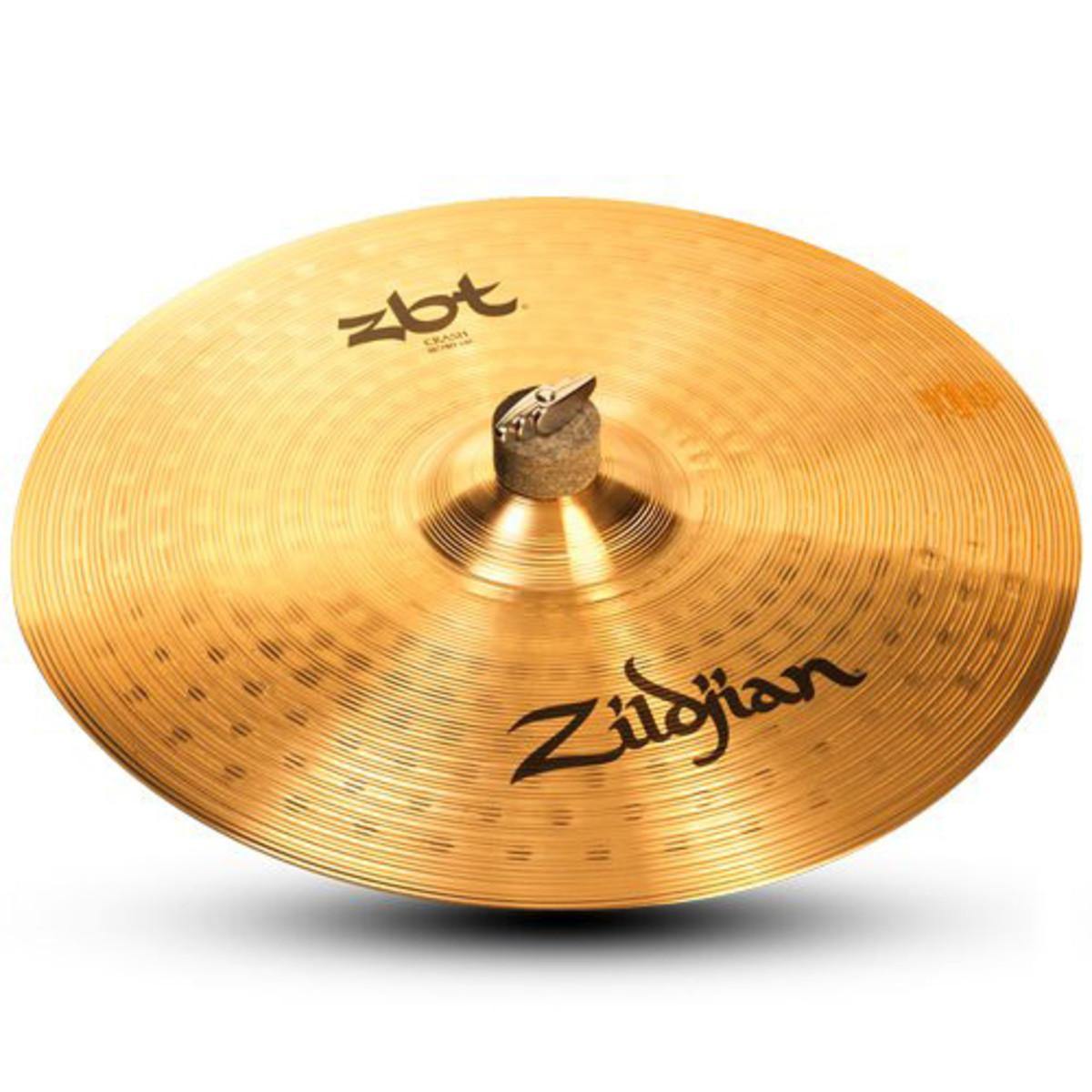 zildjian zbt 19 39 39 crash cymbal at gear4music. Black Bedroom Furniture Sets. Home Design Ideas