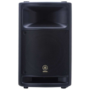 Yamaha MSR400 PA Speaker Pair with FREE Speaker Stands