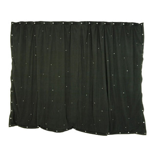AVSL Black Star Cloth with 96 RGB LEDs, 3 x 2m