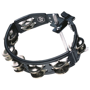 LP Cyclops Tambourine, Mountable - Black