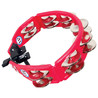 Latin Percussion Cyclops, Pandereta Montable - Rojo