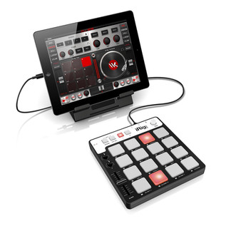 IK Multimedia iRig Pads, Pad Controller for iOS