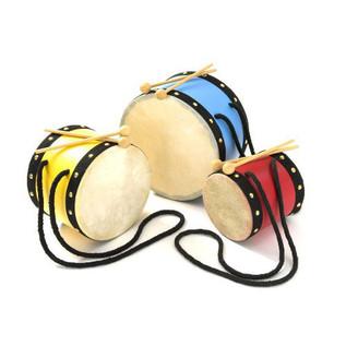 Percussion Plus PP306 Toms, Set Of 3