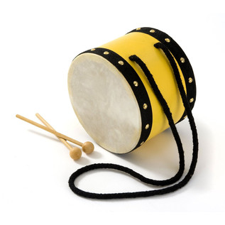 Percussion Plus PP308 Yellow Tom, 17.5cm (7'')