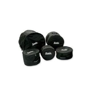 Percussion Plus PP424 Sonix Fusion Drum Bag Set, 51cm x 41cm