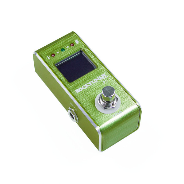 Warwick Rocktuner PT1 Pedal, Green Apple