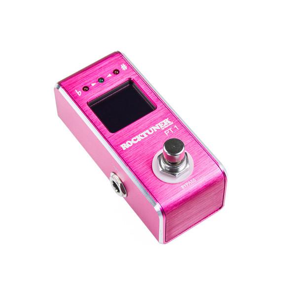 Warwick Rocktuner PT1 Pedal, Hot Pink