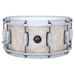 Gretsch Drums Renown Maple 14'' x 6.5'' Snare Drum, Vintage Pearl