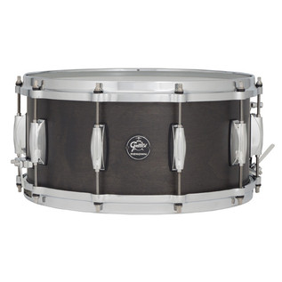 Gretsch Drums Renown Maple 14'' x 6.5'' Snare Drum, Satin Black