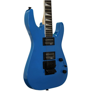 Jackson JS32 Dinky Arch Top Electric Guitar, Bright Blue
