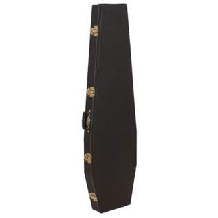 Warwick Deluxe Casket Bass Case