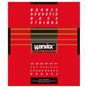 Warwick punainen pronssi akustinen basson kielet, 6 pitkä asteikko jouset