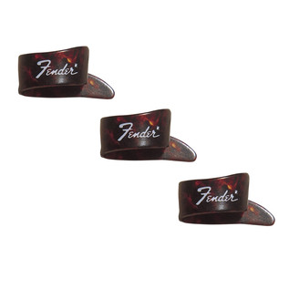 Fender Large Thumb Pick, 3 Pack