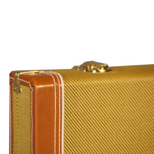 Gator Wooden Electric Guitar Case, Tweed