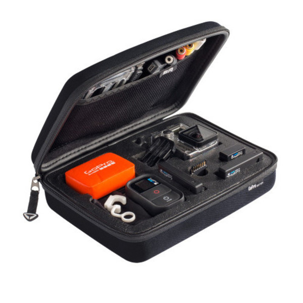 SP Gadgets Case for GoPro Cameras and Accessories, Black