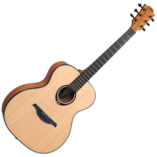 LAG T80A Acoustic Guitar, Natural