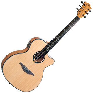 LAG T80ACE Electro-Acoustic Guitar, Natural