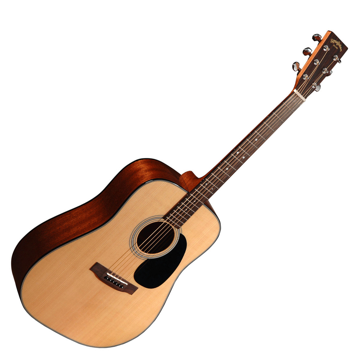 Disc Sigma Dm St Acoustic Guitar Natural At Gear4musiccom